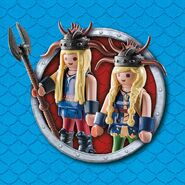 Playmobil Barf and Belch Toy 5