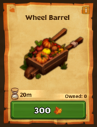 ROB-Wheel Barrel