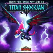 Titan Shockjaw in SoD