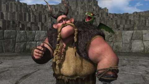 """DreamWorks' """"How To Train Your Dragon"""" - Dragon Training Lesson 6 The Terrible Terror"""