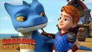 Season 1 Promo DRAGONS RESCUE RIDERS