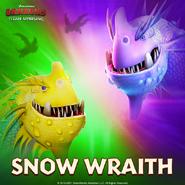 TU-Snow Wraith Ranking Run Ad