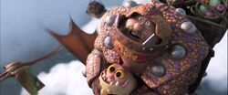 Click here to view more images from Fishlegs' Dragon Scale Armor.