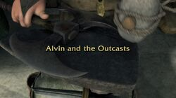 Click here to view more images from Alvin and the Outcasts.