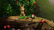 KB - Burple having put Osacr in the nest.jpg