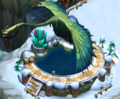 Exotic Scauldron Valka Titan