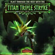 Titan triple stryke sod