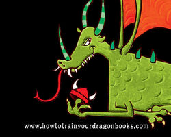 Click here to view more images from How to Train Your Dragon (Book).