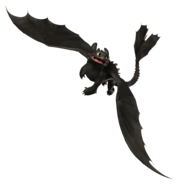 Dragon 01 toothless