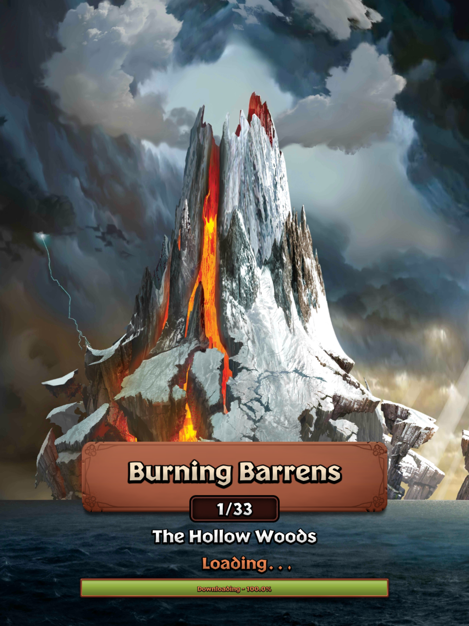 Burning Barrens