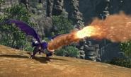 Dramillion Gronckle Fire