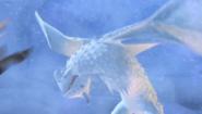 Snow wraith throwing gothi