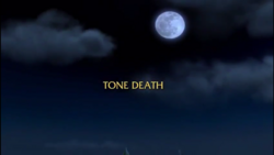 Click here to view more images from Tone Death.