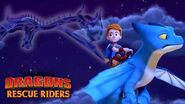 Fighting an Invisible Dragon?? DRAGONS RESCUE RIDERS