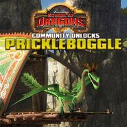 Prickleboggle