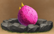 Spring's Shadow Egg