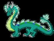 Dragon de agua by chicajamonxd d48kdpv-fullview