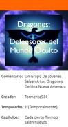Dragones- Defensores Del Mundo Oculto