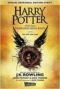 Harry Potter und das verwunschene Kind Buchcover