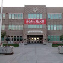 East High