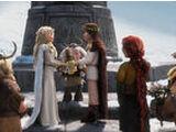 Свадьба Иккинга и Астрид