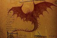 Скрилл в книге драконов