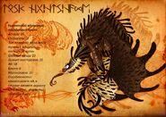 Гигантский паслёновый дракон J