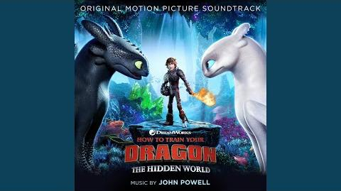 Together from Afar (How to Train Your Dragon- The Hidden World)