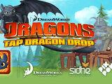 Tap Dragon Drop