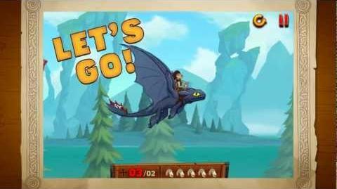 DreamWorks Dragons TapDragonDrop - Official Trailer