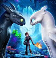 Как приручить дракона 3: Скрытый мир