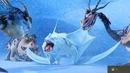 Снежный Призрак 5