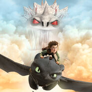 Драконы: Защитники Олуха