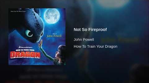 Not So Fireproof (Саундтрек)