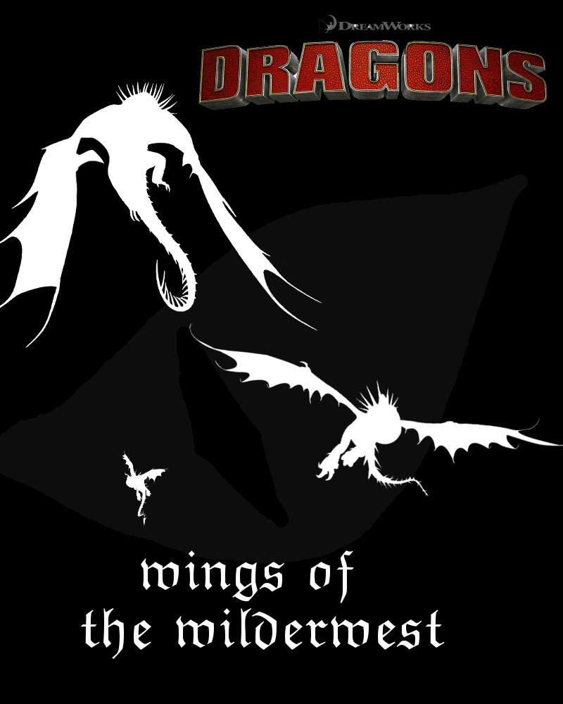 Dreamworks Dragons: Wings of the Wilderwest