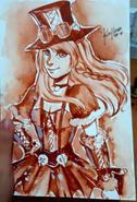 Hana's Steampunk Astrid