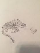 Annabraley's Deathgripper Hatchling