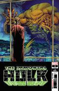 Immortal Hulk Vol 1 3 Third Printing Variant