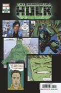 Immortal Hulk Vol 1 3 Second Printing Variant