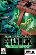 Immortal Hulk Vol 1 5 Third Printing Variant
