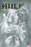 Immortal Hulk Vol 1 24 Second Printing Variant