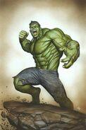 Immortal Hulk The Best Defense Vol 1 1 Granov Variant Textless