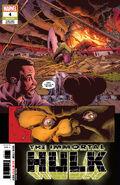 Immortal Hulk Vol 1 4 Second Printing Variant