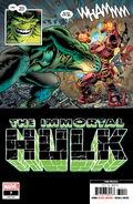 Immortal Hulk Vol 1 7 Third Printing Variant
