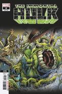 Immortal Hulk Vol 1 8 Second Printing Variant