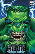 Immortal Hulk Vol 1 25 Bennett Variant