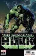 Immortal Hulk Vol 1 3 Fourth Printing Variant