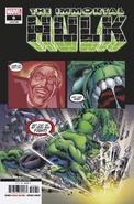 Immortal Hulk Vol 1 9 Second Printing Variant