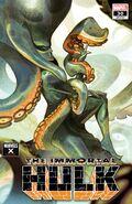 Immortal Hulk Vol 1 30 Marvels X Variant