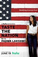 Taste the Nation with Padma Lakshmi